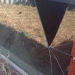 Broken Low Lite - Glass Repairs Perth