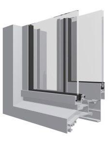 commercial sliding windows perth 3d rendering 225x300 - Commercial Sliding Windows