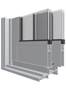 mk5b 3d rendering 225x300 - Multi Stack Doors