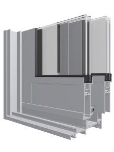 sliding doors perth cad 3d rendering 225x300 - Sliding Doors Perth