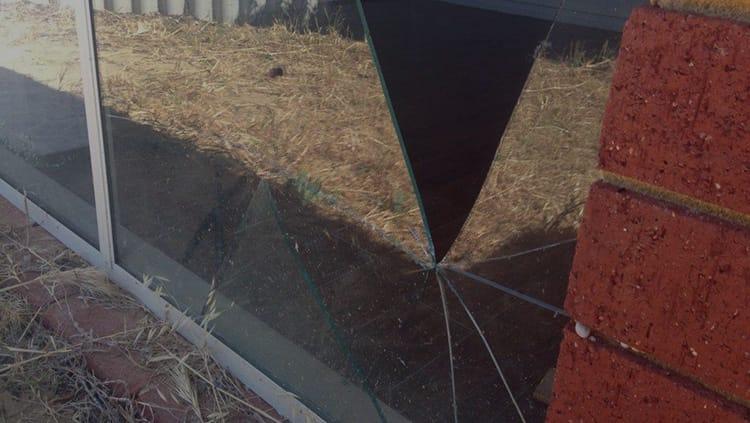 Broken-Low-Lite - Glass Repairs (Perth)