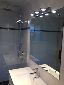 Shower Screen Installation - Westview Glass in Perth